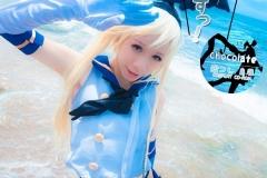 2014[C86]くぅ!おぅ!ねぇ!てぇ!島風ですぅ!